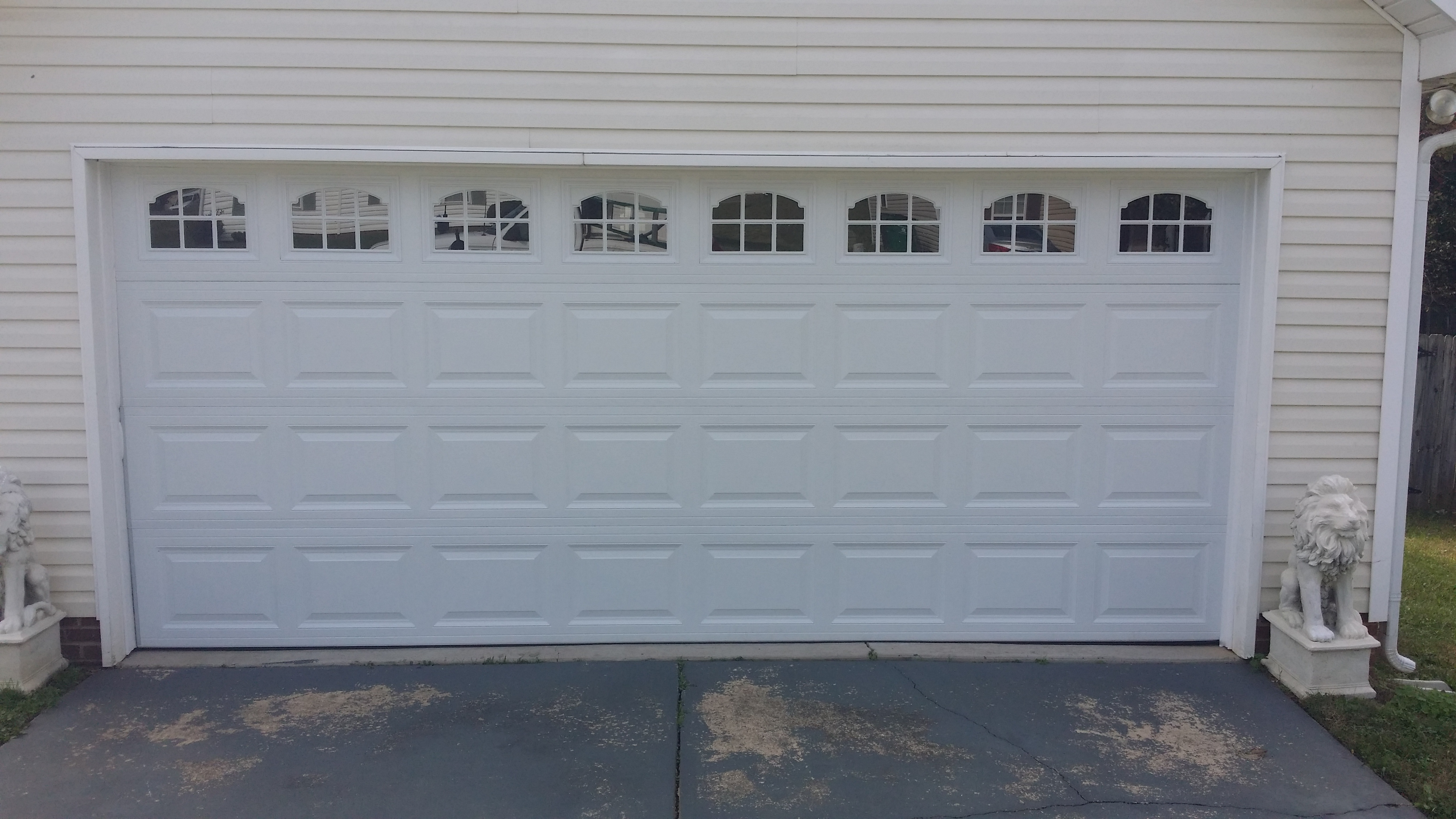 professional garage door services at the best prices in
